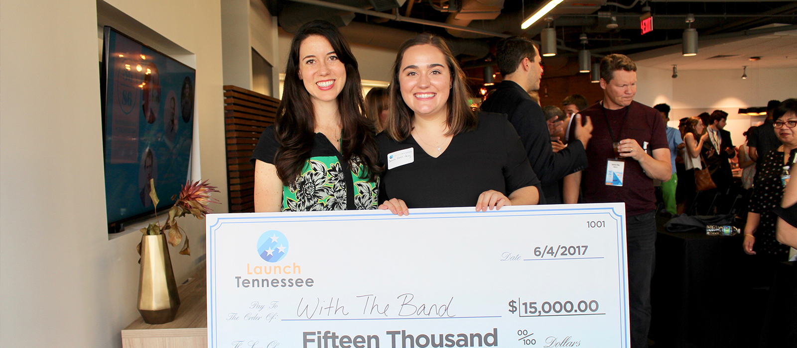 Student Wins LaunchTN Pitch Competition