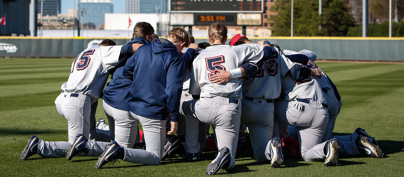 Belmont baseball kicks off postseason play as the No. 3 seed in the 2017 OVC Tournament