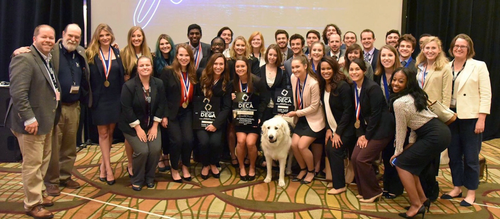 Belmont Students Bring Home International DECA Recognition