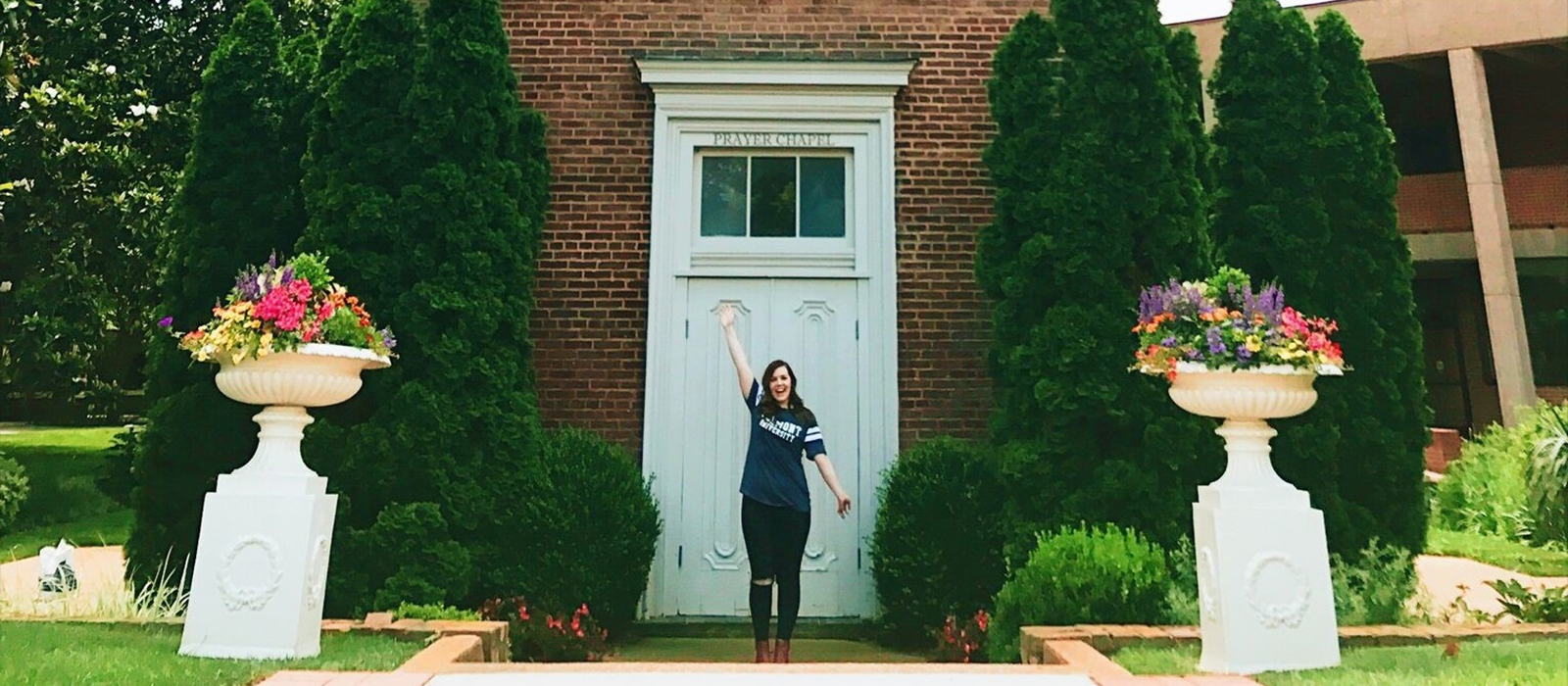 Student Musician Highlights Belmont on Magazine Instagram Takeover