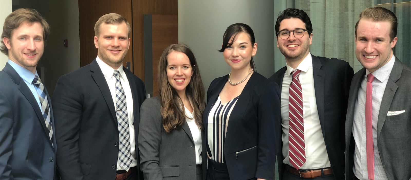 Belmont Law Team Takes First Place in National Health Law Competition
