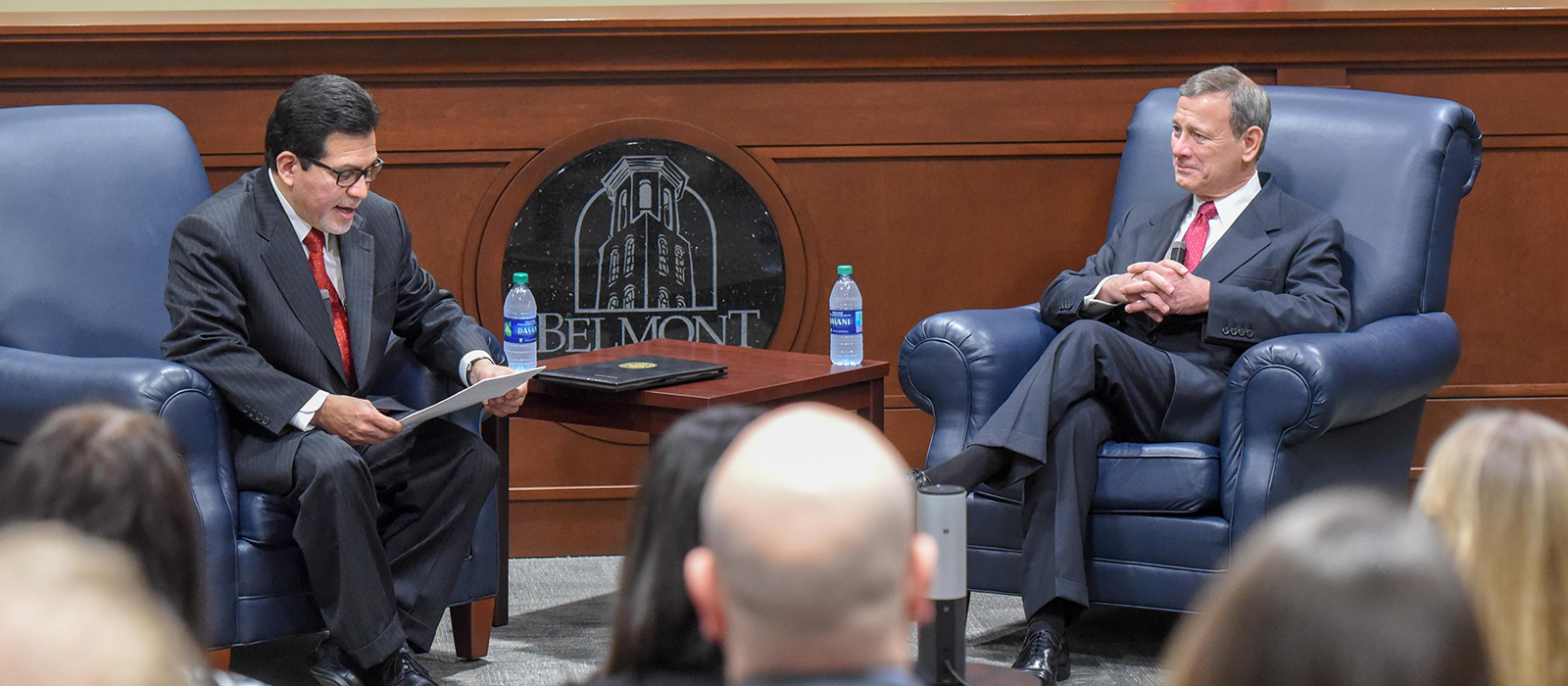 Honorable John G. Roberts, Jr., Chief Justice of the United States, Speaks at Belmont University