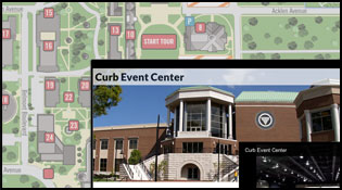 Campus Maps Online Campus Tour Directions And Parking Info