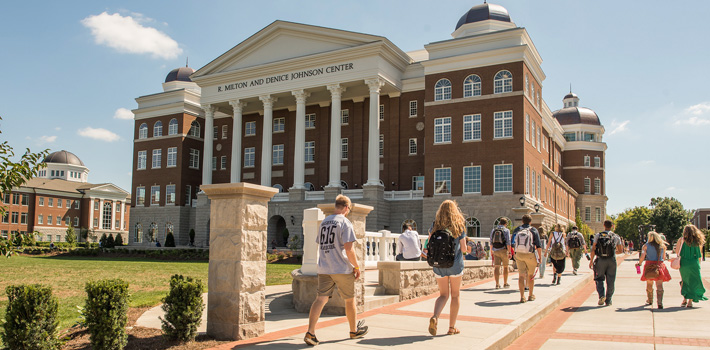 Dining Academic Center Belmont University Nashville Tn
